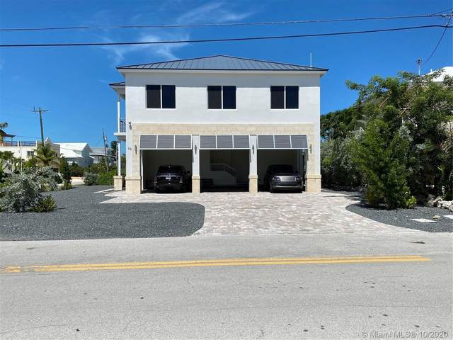 96 W Plaza Del Sol, Islamorada, FL 33036 (MLS #A10950040) :: Dalton Wade Real Estate Group