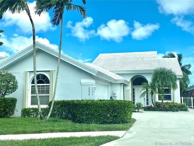 2334 Saratoga Bay Dr, West Palm Beach, FL 33409 (MLS #A10950074) :: The Riley Smith Group
