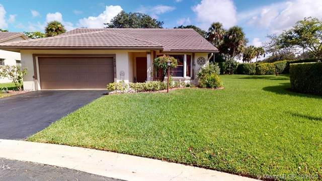 1510 Lakeview Cir, Coral Springs, FL 33071 (MLS #A10950104) :: Carole Smith Real Estate Team