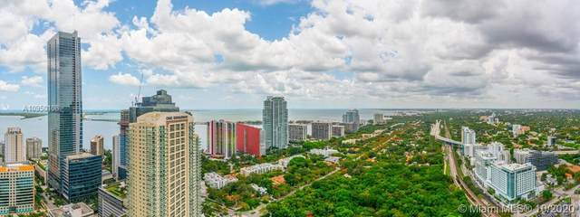 60 SW 13th St #3600, Miami, FL 33130 (MLS #A10950108) :: Berkshire Hathaway HomeServices EWM Realty