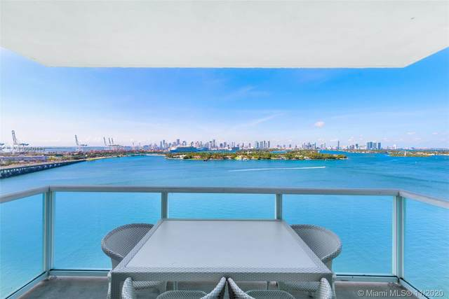 650 West Ave #1803, Miami Beach, FL 33139 (MLS #A10950113) :: Ray De Leon with One Sotheby's International Realty