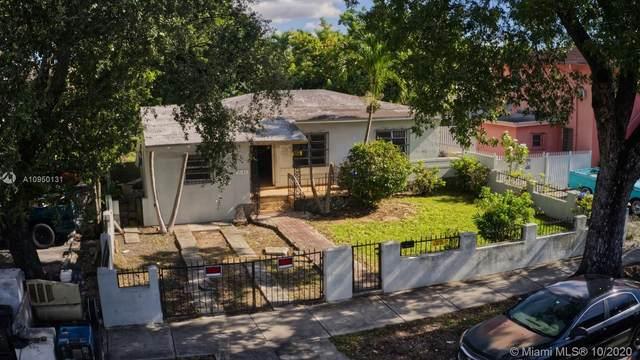 2121 SW 6th St, Miami, FL 33135 (MLS #A10950131) :: Berkshire Hathaway HomeServices EWM Realty
