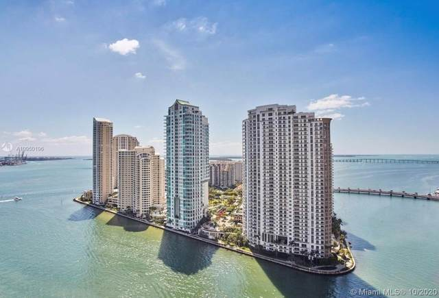 300 S Biscayne Blvd T-2504, Miami, FL 33131 (MLS #A10950196) :: Ray De Leon with One Sotheby's International Realty