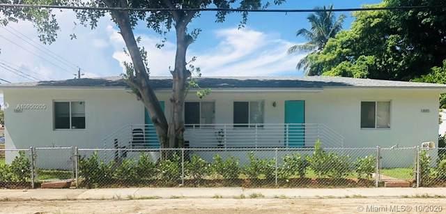 1885 NW 34th St, Miami, FL 33142 (MLS #A10950205) :: Albert Garcia Team