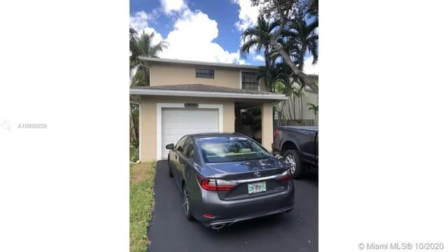 14719 SW 106th Ter, Miami, FL 33196 (MLS #A10950259) :: Carole Smith Real Estate Team