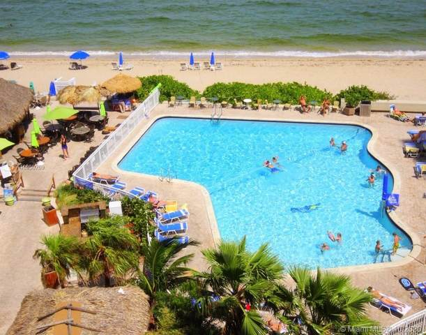 4040 Galt Ocean Dr #319, Fort Lauderdale, FL 33308 (MLS #A10950269) :: The Howland Group