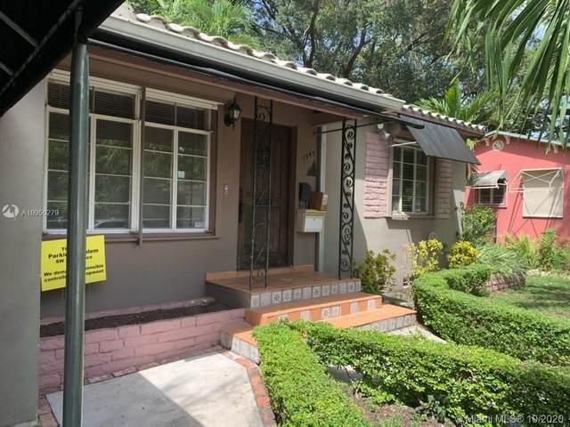 1945 SW 25th Ter, Miami, FL 33133 (MLS #A10950279) :: Prestige Realty Group