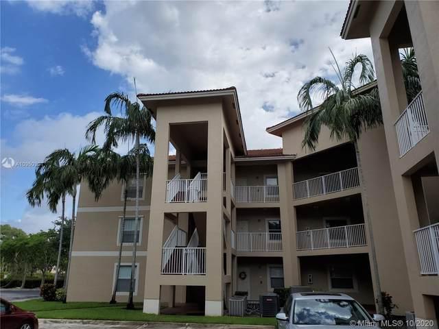 2941 Riverside Dr #308, Coral Springs, FL 33065 (MLS #A10950301) :: Carole Smith Real Estate Team