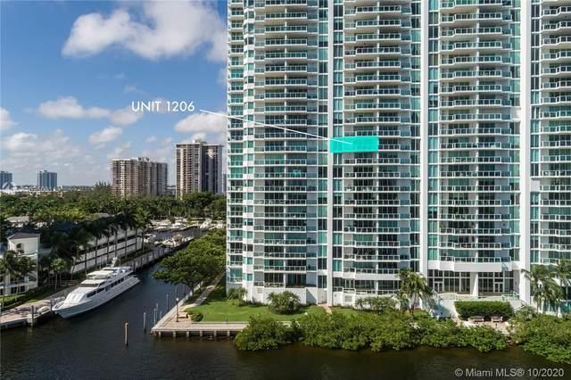 3201 NE 183rd St #1206, Aventura, FL 33160 (MLS #A10950311) :: Ray De Leon with One Sotheby's International Realty