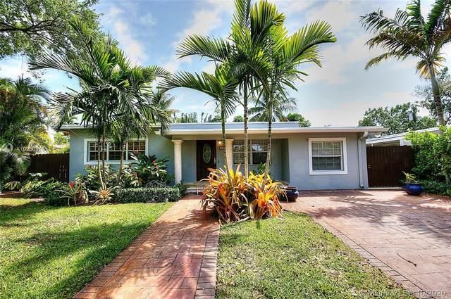 6360 SW 18th St, West Miami, FL 33155 (MLS #A10950319) :: Berkshire Hathaway HomeServices EWM Realty