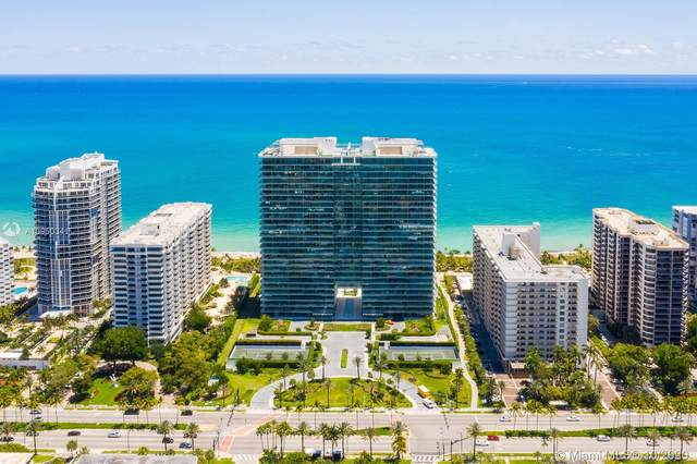 10203 Collins Ave #311, Bal Harbour, FL 33154 (MLS #A10950341) :: Castelli Real Estate Services