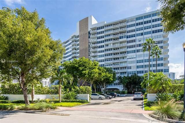 20 Island Ave #1205, Miami Beach, FL 33139 (MLS #A10950346) :: The Teri Arbogast Team at Keller Williams Partners SW