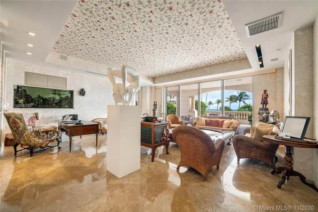 7412 Fisher Island Dr #7412, Miami Beach, FL 33109 (MLS #A10950355) :: Ray De Leon with One Sotheby's International Realty
