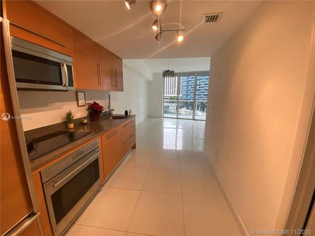 465 NW Brickell Ave #704, Miami, FL 33131 (MLS #A10950363) :: Castelli Real Estate Services