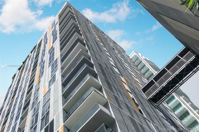 31 SE 6th St #1404, Miami, FL 33131 (MLS #A10950417) :: Berkshire Hathaway HomeServices EWM Realty