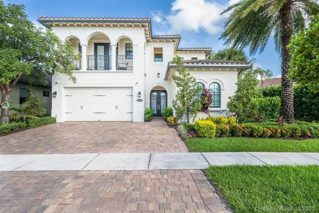 11345 SW 12th St, Pembroke Pines, FL 33025 (MLS #A10950440) :: Search Broward Real Estate Team at RE/MAX Unique Realty