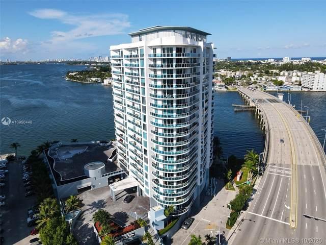 1881 79th St Cswy #1701, North Bay Village, FL 33141 (MLS #A10950448) :: Berkshire Hathaway HomeServices EWM Realty