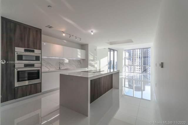 851 NE 1st Av #3011, Miami, FL 33132 (MLS #A10950458) :: Berkshire Hathaway HomeServices EWM Realty