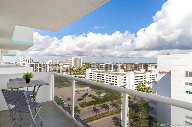 3725 S Ocean Dr #1423, Hollywood, FL 33019 (MLS #A10950480) :: The Riley Smith Group