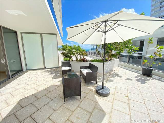 5875 Collins Ave #504, Miami Beach, FL 33140 (MLS #A10950506) :: Ray De Leon with One Sotheby's International Realty