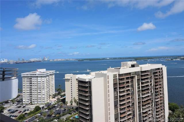 151 SE 15th Rd #2501, Miami, FL 33129 (MLS #A10950525) :: The Howland Group