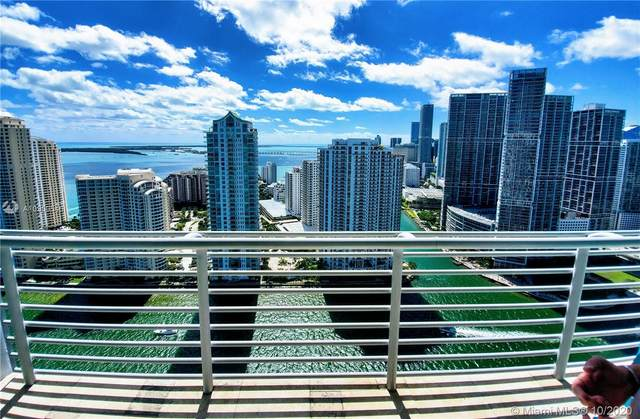 325 S Biscayne Blvd #4315, Miami, FL 33131 (MLS #A10950546) :: Albert Garcia Team
