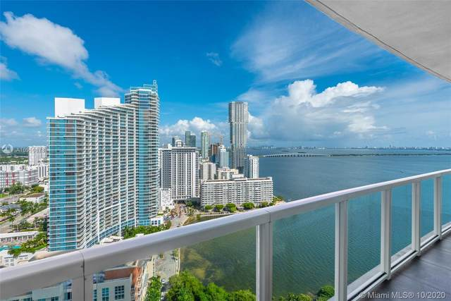 1900 N Bayshore Dr #3106, Miami, FL 33132 (MLS #A10950678) :: ONE Sotheby's International Realty