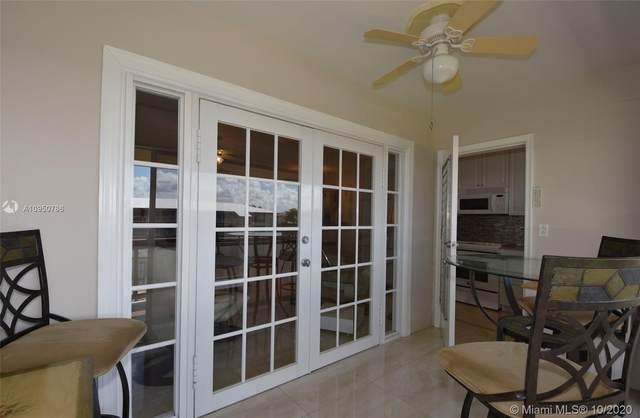 5300 Washington St B324, Hollywood, FL 33021 (MLS #A10950786) :: Berkshire Hathaway HomeServices EWM Realty