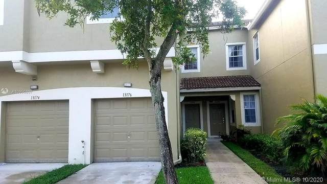 13176 SW 42nd St #15102, Miramar, FL 33027 (MLS #A10950807) :: Search Broward Real Estate Team at RE/MAX Unique Realty