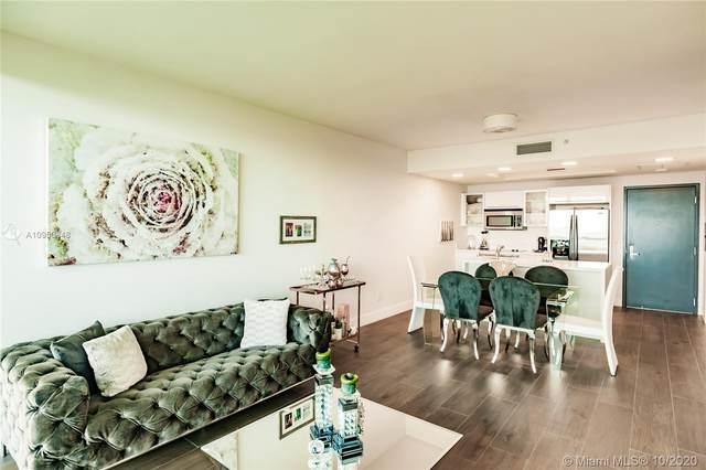 888 Biscayne Blvd #1802, Miami, FL 33132 (MLS #A10950848) :: Search Broward Real Estate Team
