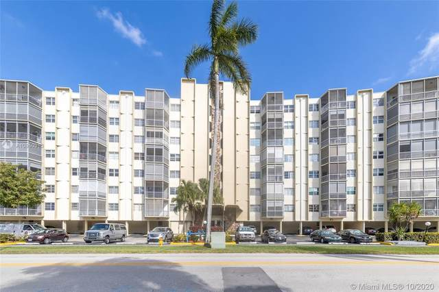 300 Diplomat Pkwy #214, Hallandale Beach, FL 33009 (MLS #A10950913) :: Podium Realty Group Inc