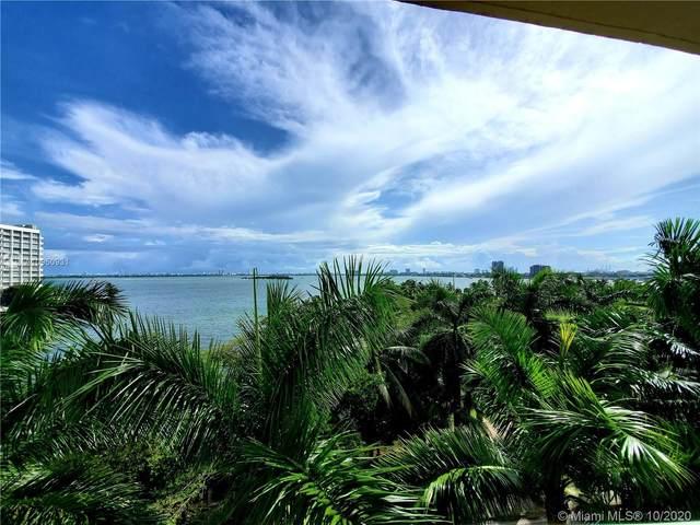 2000 N Bayshore Dr #414, Miami, FL 33137 (MLS #A10950931) :: The Riley Smith Group