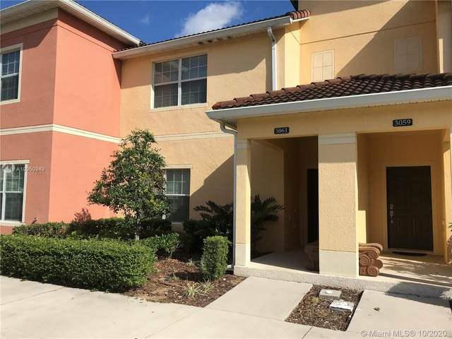 3061 Beach Palm Ave #3061, Kissimmee, FL 34747 (MLS #A10950949) :: The Riley Smith Group