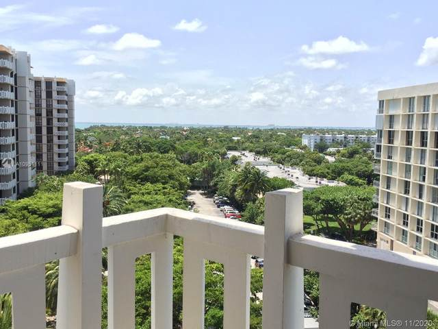 1111 Crandon Blvd A807, Key Biscayne, FL 33149 (MLS #A10951111) :: The Azar Team