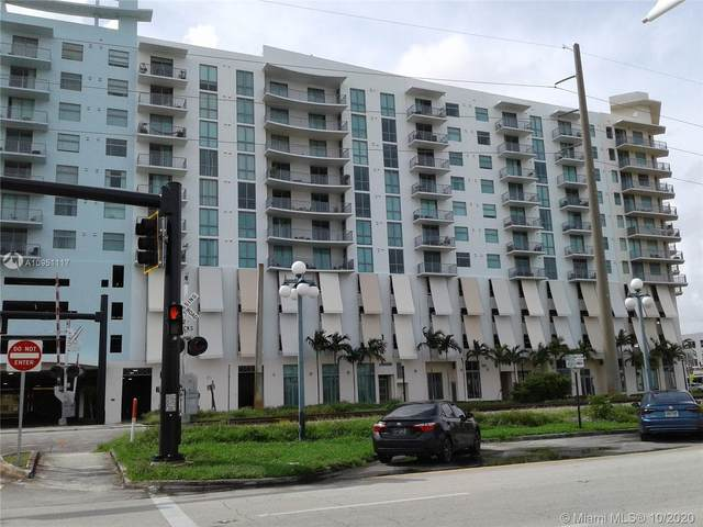 140 S Dixie Hwy #527, Hollywood, FL 33020 (MLS #A10951117) :: Podium Realty Group Inc