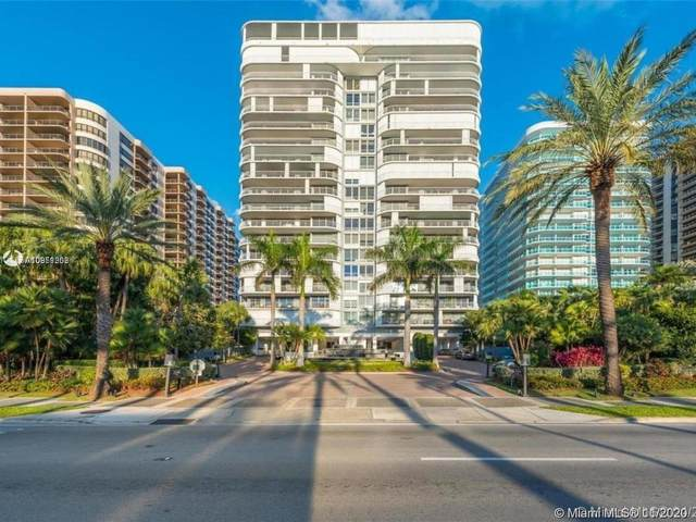 10155 Collins Ave #408, Bal Harbour, FL 33154 (MLS #A10951202) :: The Riley Smith Group
