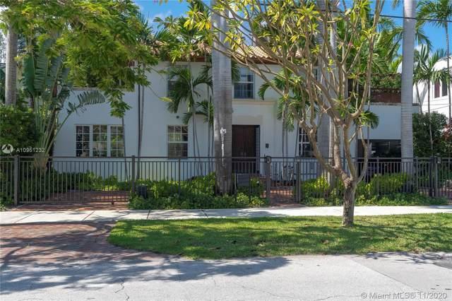 2804 Prairie Ave, Miami Beach, FL 33140 (MLS #A10951232) :: Julian Johnston Team
