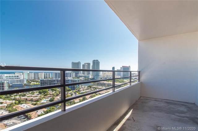2500 Parkview Dr #2203, Hallandale Beach, FL 33009 (MLS #A10951282) :: Berkshire Hathaway HomeServices EWM Realty
