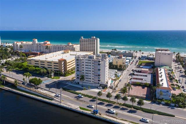 211 S Ocean Dr #904, Hollywood, FL 33019 (MLS #A10951290) :: Berkshire Hathaway HomeServices EWM Realty