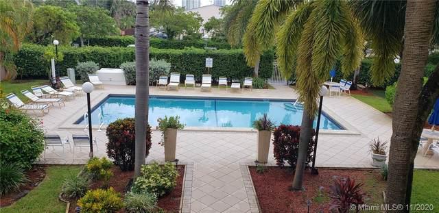 701 NE 1st Ct #205, Hallandale Beach, FL 33009 (MLS #A10951317) :: ONE Sotheby's International Realty