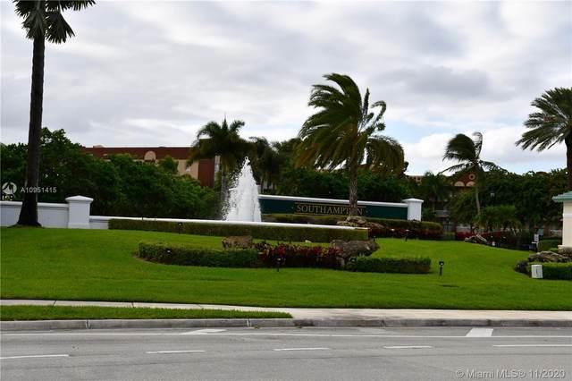 7623 Southampton Ter #415, Tamarac, FL 33321 (MLS #A10951415) :: Berkshire Hathaway HomeServices EWM Realty
