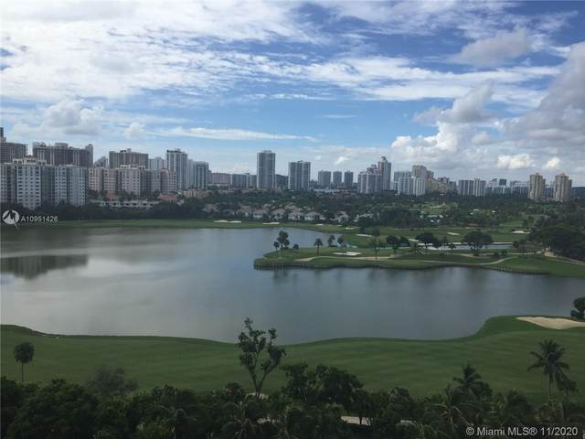3625 N Country Club Dr #1605, Aventura, FL 33180 (MLS #A10951426) :: Ray De Leon with One Sotheby's International Realty