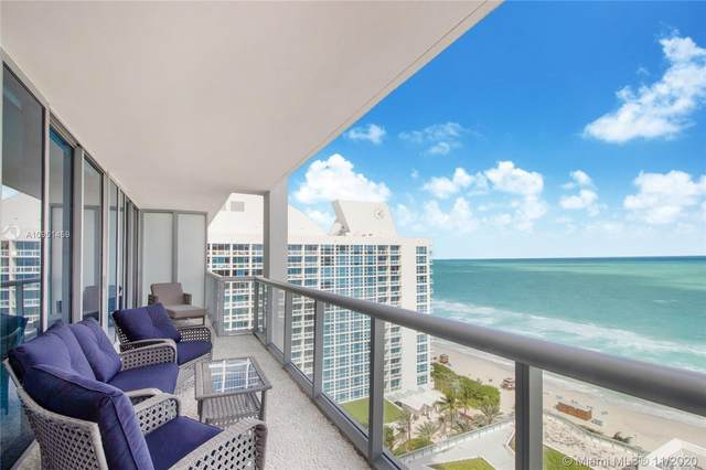 6799 Collins Ave #1404, Miami Beach, FL 33141 (MLS #A10951459) :: Ray De Leon with One Sotheby's International Realty