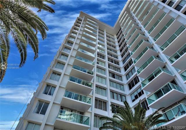 1000 West Ave #911, Miami Beach, FL 33139 (MLS #A10951514) :: Ray De Leon with One Sotheby's International Realty