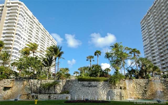 1980 S Ocean Dr Mf, Hallandale Beach, FL 33009 (MLS #A10951563) :: Ray De Leon with One Sotheby's International Realty