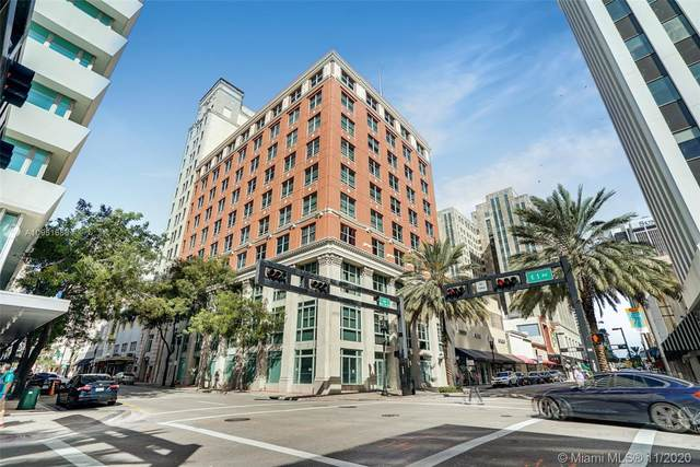 111 E Flagler St #809, Miami, FL 33131 (MLS #A10951688) :: ONE Sotheby's International Realty