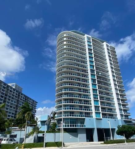 1881 79th St Cswy #601, North Bay Village, FL 33141 (MLS #A10951699) :: Berkshire Hathaway HomeServices EWM Realty
