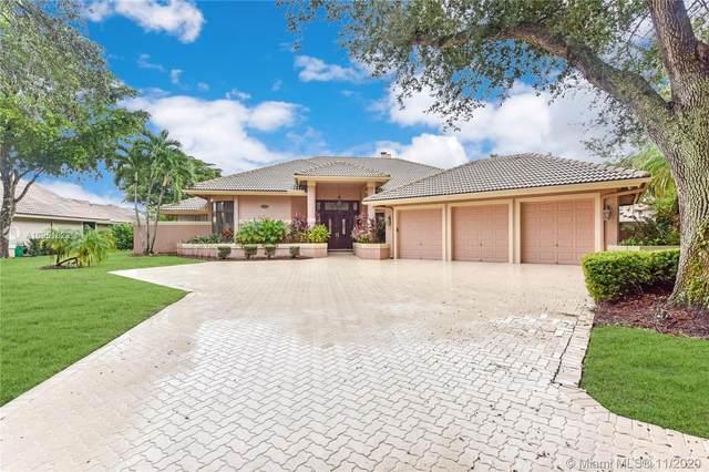 1755 Eagle Trace Blvd, Coral Springs, FL 33071 (MLS #A10951823) :: Carole Smith Real Estate Team