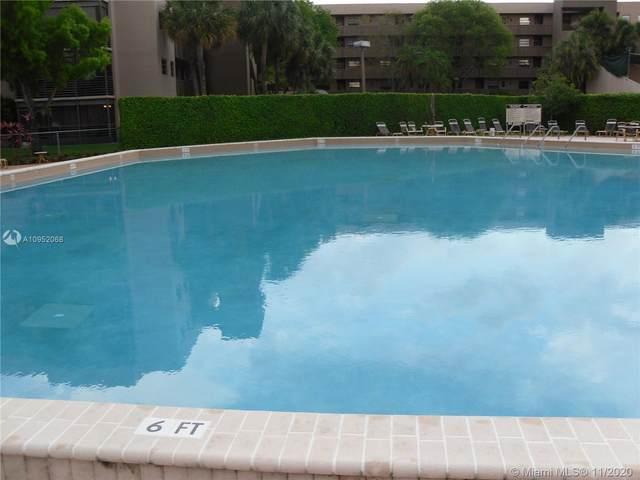 1101 Colony Point Cir #519, Pembroke Pines, FL 33026 (MLS #A10952068) :: Green Realty Properties