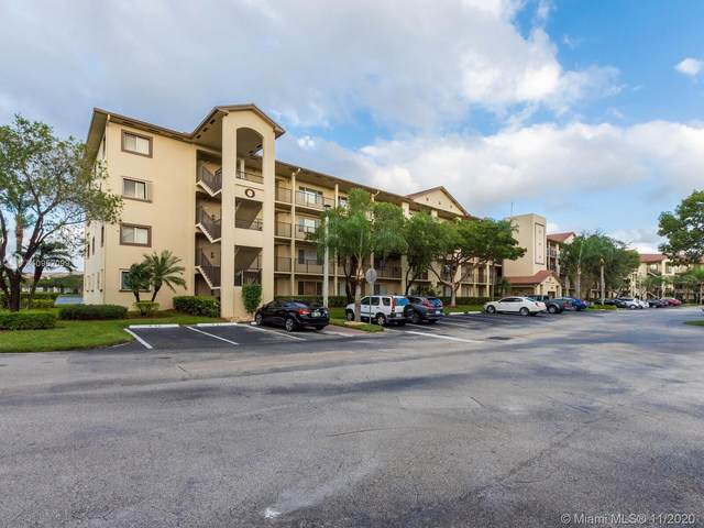 801 SW 141st Ave 302O, Pembroke Pines, FL 33027 (MLS #A10952099) :: Patty Accorto Team